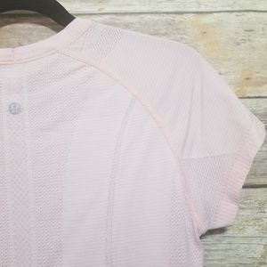 Lululemon Swiftly Short Sleeve Shirt 10